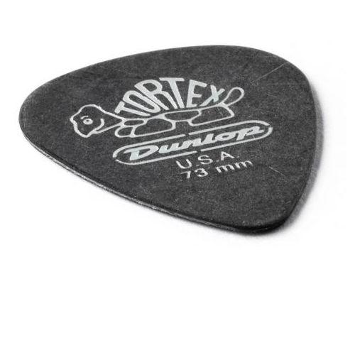 tortex pitch black standard pick, kostka gitarowa 0.73 mm marki Dunlop