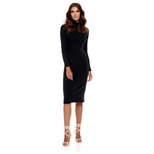 Sukienka Eli w kolorze czarnym, w 3 rozmiarach
