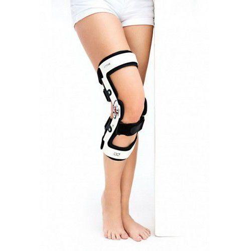 Orteza kolana z regulacją ruchomości co 15 stopni ATOM/1R, ATOM/1R