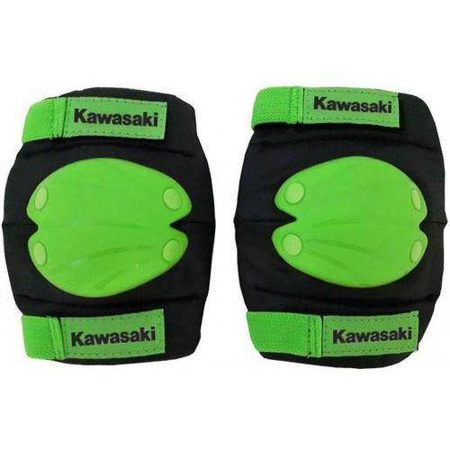ochraniacze rozmiar l zielone marki Kawasaki