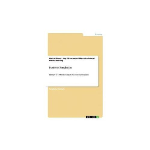 Business Simulation (9783656200079)