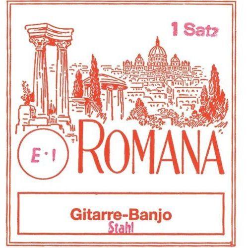 Romana (658733) struna do banjo gitarowego - g3w