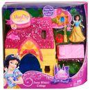 Produkt Mattel MagiClip Domki Księżniczek, X9431 Królewna Śnieżka