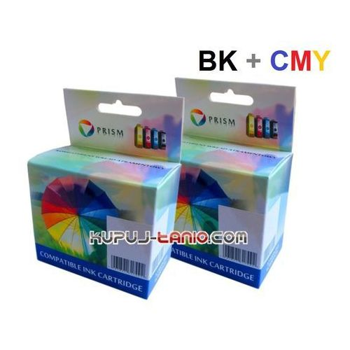 .PG510 + CL511 (Prism, R) tusze do Canon MP250, MP280, MP230, MP495, MP492, iP2700, MX360, ZCI-PG510RP