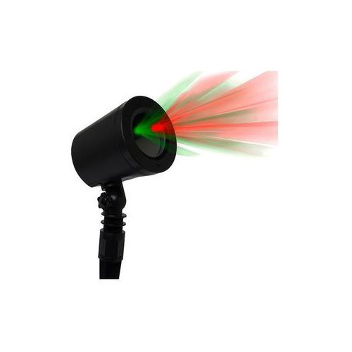 Zewnętrzny projektor laserowy 7W/230V