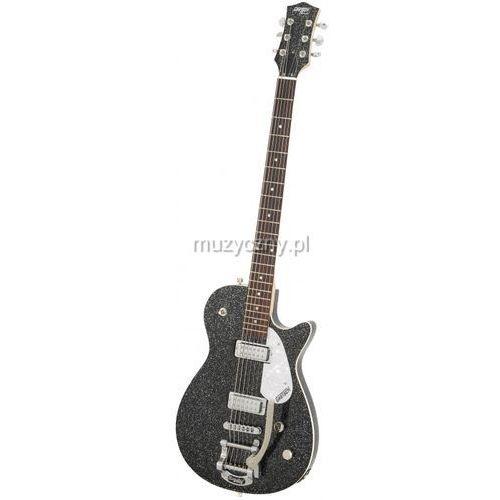 Gretsch G5265 Jet Baritone Black Sparkle gitara elektryczna barytonowa