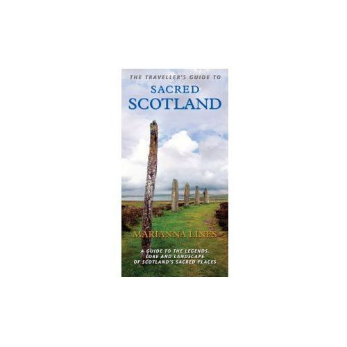 Traveller'S Guide to Sacred Scotland (9780906362761)