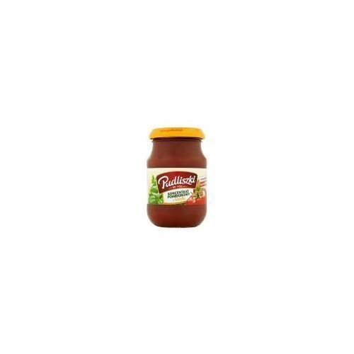 Pudliszki Koncentrat pomidorowy z bazylią 200 g (5900783006013)