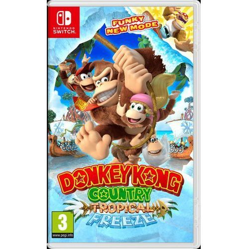 Gra NINTENDO SWITCH Donkey Kong Country Freeze