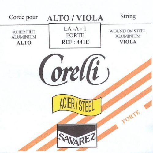 Savarez (634601) corelli struna do altówki corelli a - medium (441) stalowo/aluminiowa