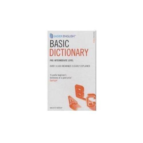 Easier English Basic Dictionary, AC Black Publishers Ltd