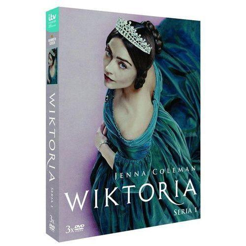 Wiktoria Sezon 1 3DVD (Płyta DVD), 87029702793DV (7694325)