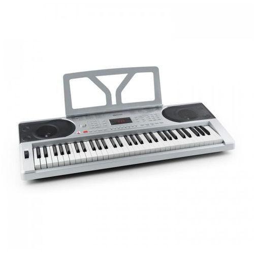 Etude 300 keyboard 61 klawiszy 300 głosów 300 rytmów 50 demo srebrny marki Schubert