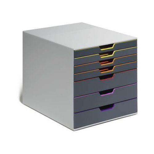 Pojemnik 7 szuflad DURABLE VARICOLOR - X01389, NB-8041