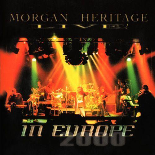 Live In Europe 2000 - Heritage, Morgan (Płyta CD)
