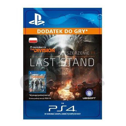 Sony Tom clancys the division - ostatni bastion dlc [kod aktywacyjny] (0000006200252)
