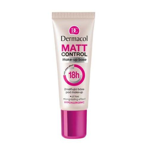 matt control make-up base | matująca baza pod makijaż 20ml marki Dermacol