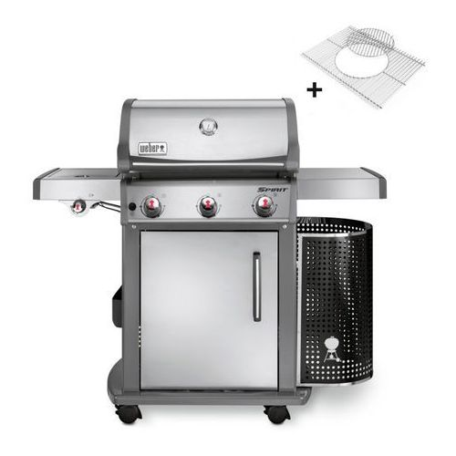 Spirit s-320 premium gbs grill gazowy  marki Weber