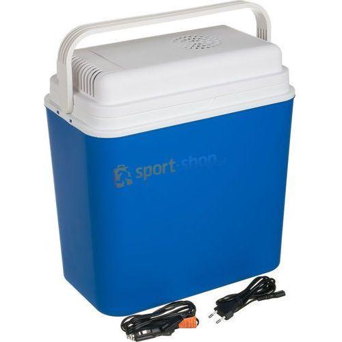 Lodówka turystyczna elektryczna 24L 12/230V Hot&Cold Atlantic Kamai (szara) - produkt z kategorii- lodówki turystyczne