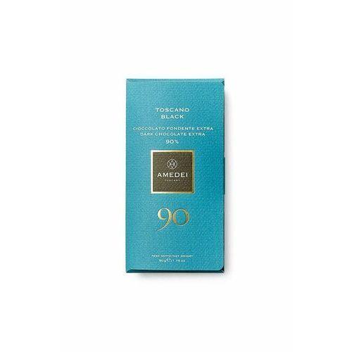 AMEDEI Czekolada ciemna Toscano Black 90% 50g (8017490050011)