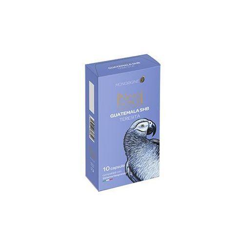 Nero nobile Kapsułki do nespresso* guatemala 10 kapsułek - do 12% rabatu przy większych zakupach oraz darmowa dostawa