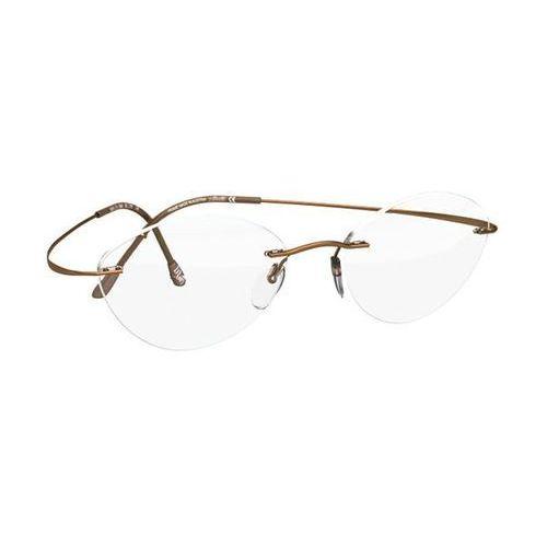 Silhouette Okulary korekcyjne tma must collection 2017 5515 cv 8540