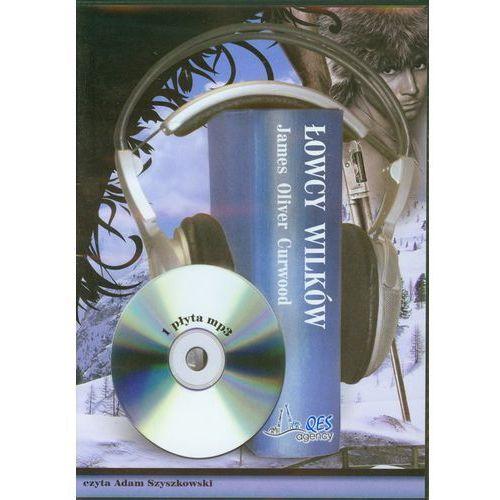 Łowcy wilków. Książka audio CD MP3, QES Agency
