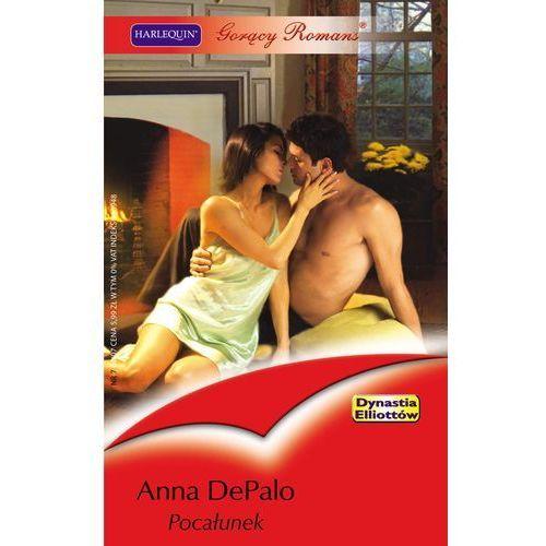 Pocałunek - Anna DePalo, Harlequin