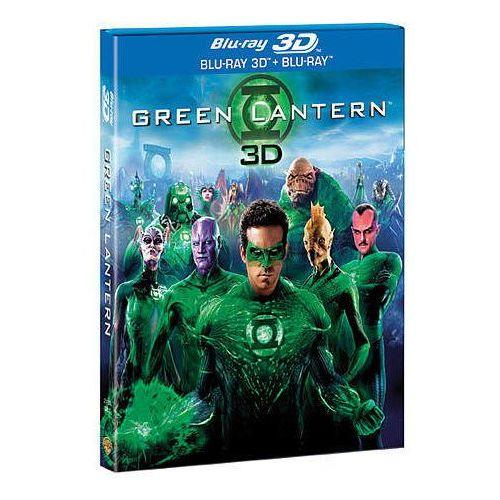 Green Lantern 3D (Blu-Ray) - Martin Campbell DARMOWA DOSTAWA KIOSK RUCHU