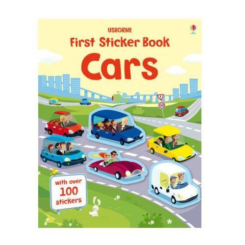 First Sticker Book Cars, Tudhope, Simon