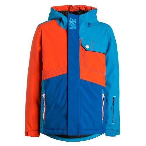 Dare 2B ROUSE UP Kurtka narciarska trail blaze/methyl blue/oxford blue ze sklepu Zalando.pl