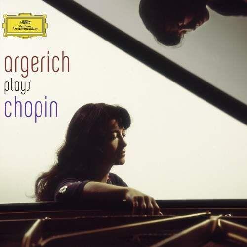 Argerich Plays Chopin - Recital 1959-1967 - Martha Argerich (Płyta CD) (0028947775577)