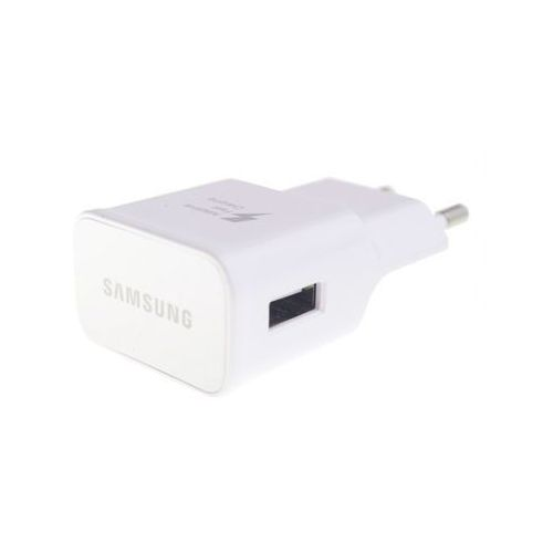 Oryginalna ładowarka sieciowa Samsung 2A Biała EP-TA20EWE (5901854634227)