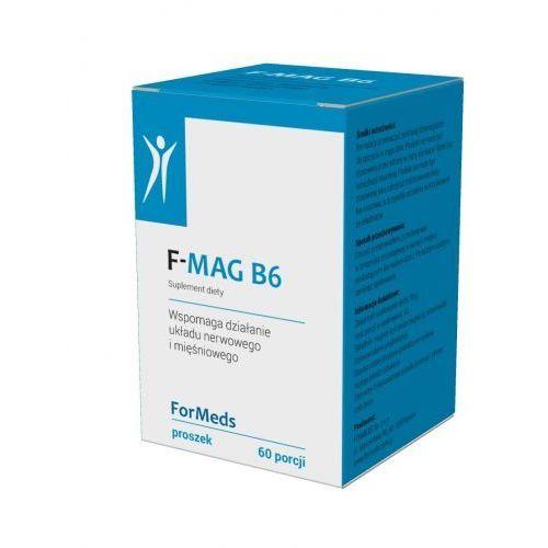 F-Mag B6 (magnez + witamina B6) 60 porcja