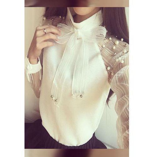 Damska koszula PRINCESS, kolor biały