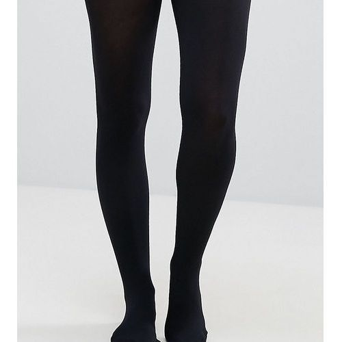 new improved fit 200 denier tights - black marki Asos maternity