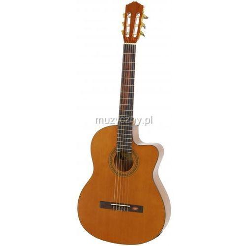 Cortez cc10ce gitara elektroklasyczna