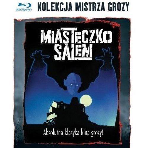 Kolekcja mistrza grozy: miasteczko salem (blu-ray) - tobe hooper darmowa dostawa kiosk ruchu marki Galapagos