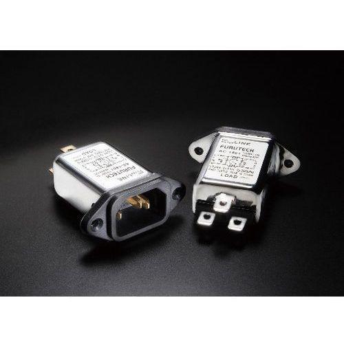 Furutech ac-1501 (r) - gniazdo montażowe iec z filtrem - rodowana (4582237534412)