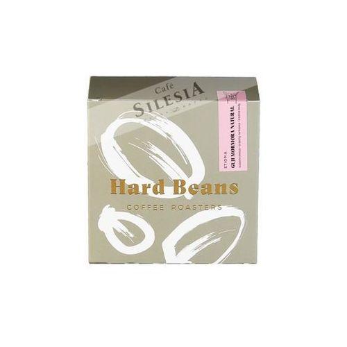 Kawa etiopia guji mormora 250g ziarno marki Hard beans