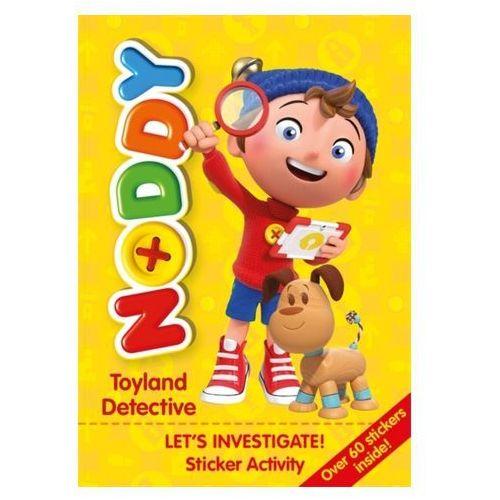 Noddy Toyland Detective: Let's Investigate! Sticker Activity (9781444933062)
