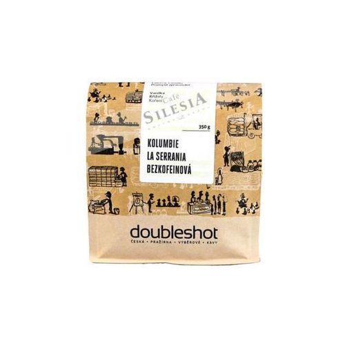 Doubleshot kolumbie la serrania decaf 350g