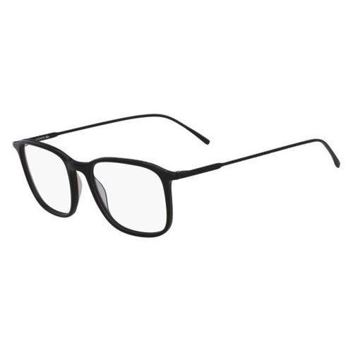 Okulary korekcyjne l2816 001 marki Lacoste
