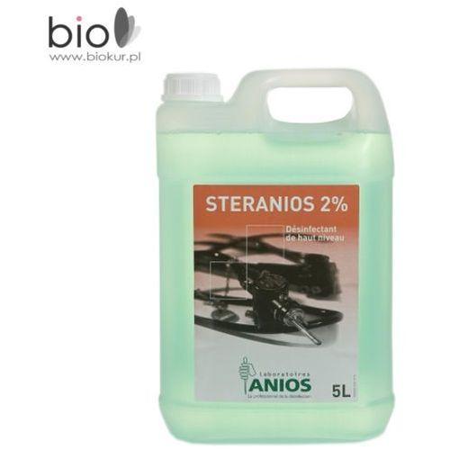 Medilab Steranios 2% - gotowy do użycia preparat dezynfekcyjny – 5 l