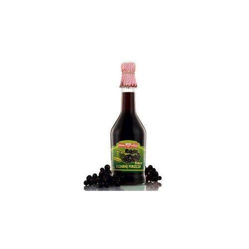 Syrop z czarnej porzeczki 500ml (k) marki Polska róża