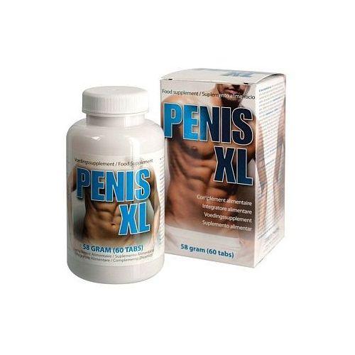 Tabletki Penis XL Oryginal 38% (-38%)