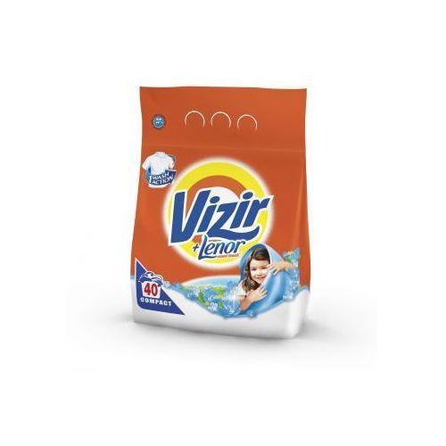 Vizir Touch of Lenor Proszek do prania białego 2.8kg (40 prań) (proszek do prania ubrań)