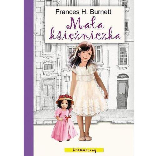 MAŁA KSIĘŻNICZKA - Frances Hodgson Burnett (9788377915790)