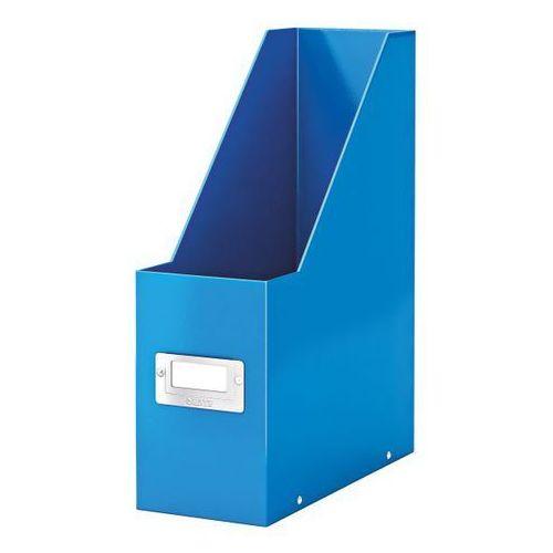 Pojemnik na dokumenty Leitz Wow A4/10cm 6047-36 niebieski