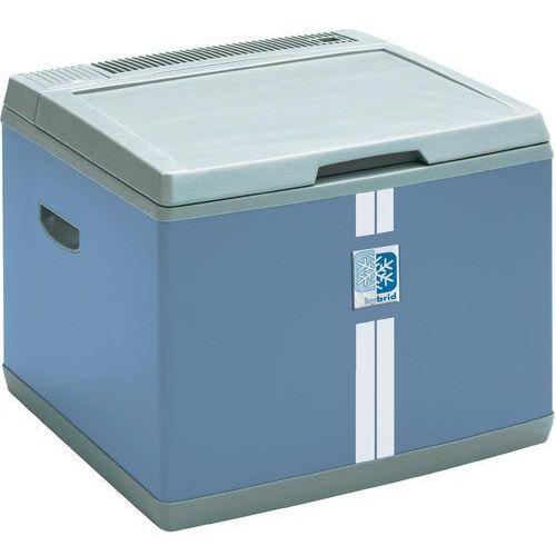 Lodówka turystyczna, hybrydowa (sprężarkowa i termoelektryczna) MobiCool 91053030, 12 V, 230 V, 40 l, 21 kg, A+, Jasnoniebieski - produkt z kategorii- lodówki turystyczne